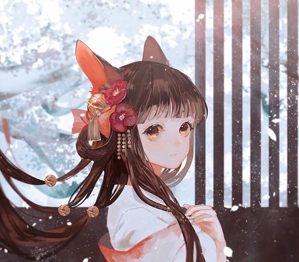 Tags: Anime, Say HANa, Pixiv, Original