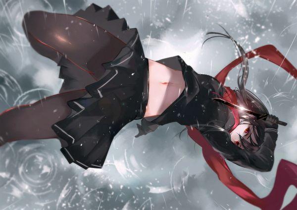 Tags: Anime, Vardan, Tenka Hyakken, Sayo Samonji (Tenka Hyakken), Fanart, Pixiv