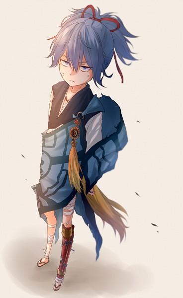 Tags: Anime, Pixiv Id 7862451, Touken Ranbu, Sayo Samonji, Mobile Wallpaper, PNG Conversion, Pixiv, Fanart, Fanart From Pixiv