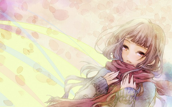 Tags: Anime, Pixiv Id 553601, Supercell, Gazelle Nagi, Sayonara Memories, Wallpaper