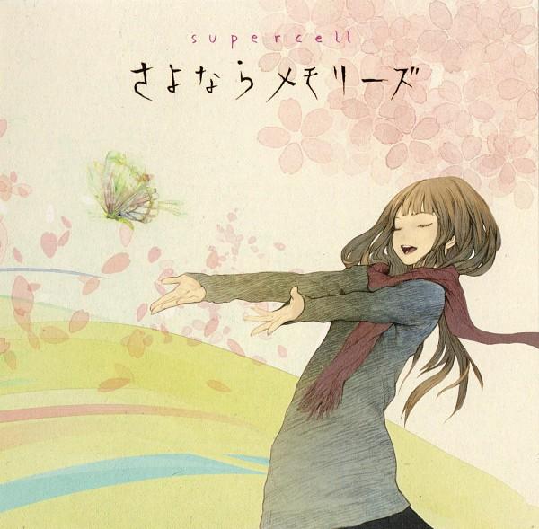 Tags: Anime, redjuice, Supercell, Gazelle Nagi, Sayonara Memories, Scan, CD (Source)