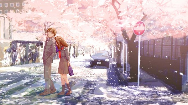 Tags: Anime, Pixiv Id 2206379, Supercell, Sayonara Memories, Pixiv, Facebook Cover, Wallpaper
