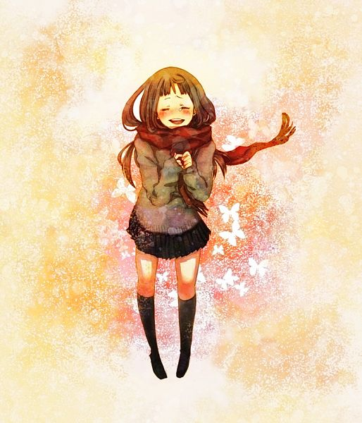 Tags: Anime, Fuu Takara, Supercell, Gazelle Nagi, Warm Colors, Sayonara Memories