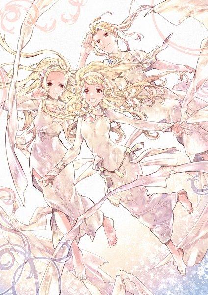 Sayonara no Asa ni Yakusoku no Hana wo Kazarou (Maquia: When The Promised Flower Blooms)