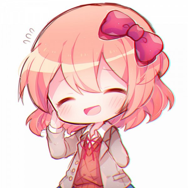 Tags: Anime, Haru (kyo413), Doki Doki Literature Club!, Sayori (Doki Doki Literature Club!)