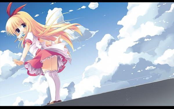 Tags: Anime, Sazaki Ichiri, Saki - The Player, Amae Koromo, Scan, Wallpaper, Pixiv