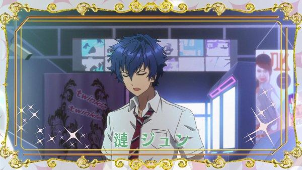 Tags: Anime, david production, Ensemble Stars!, Sazanami Jun, Screenshot, Wallpaper