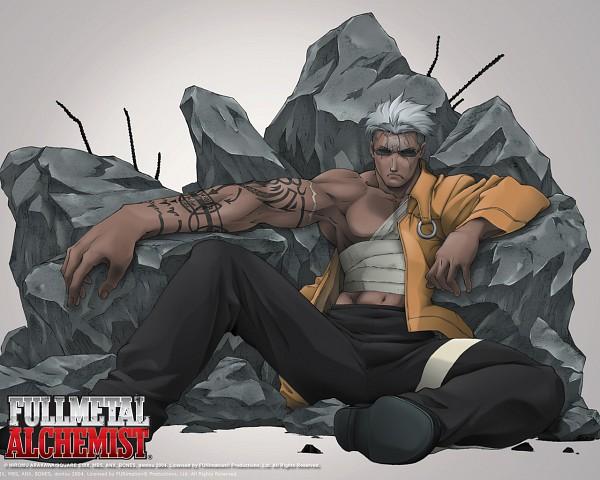 Scar (FMA) - Fullmetal Alchemist
