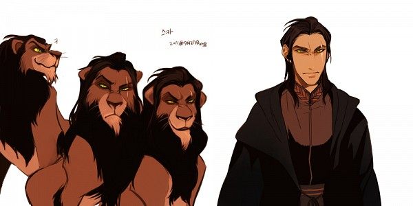 Scar (The Lion King) - The Lion King