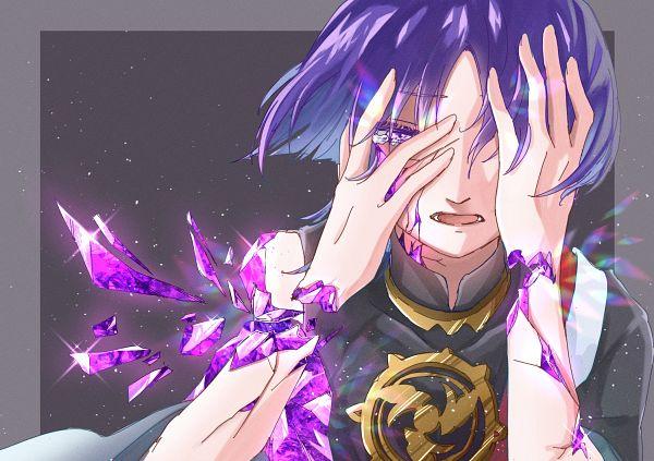 Tags: Anime, Pixiv Id 3303895, Genshin Impact, Scaramouche, Houseki no Kuni (Parody)