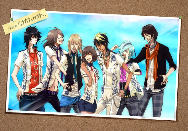 Scared Rider Xechs - Rejet