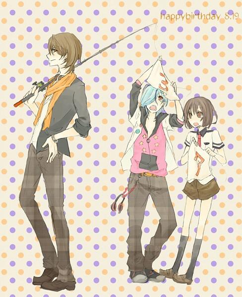 Tags: Anime, Scared Rider Xechs, Tsuga Yuuji, Asagi Akira, Kurama Hiro