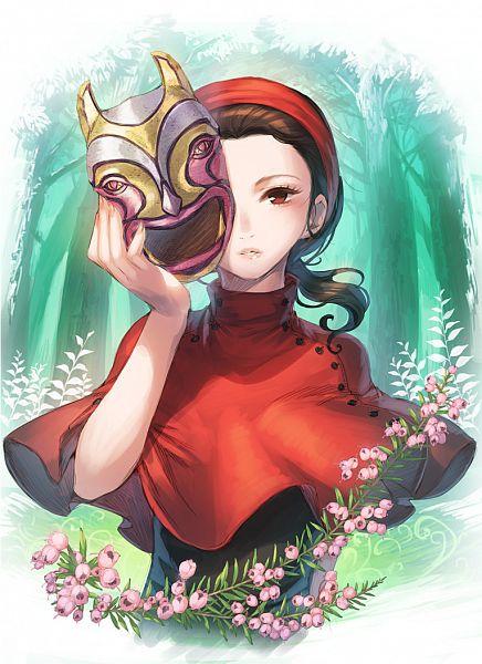 Tags: Anime, Asano Shiki, The Path (Game), Scarlet (The Path), Pixiv, Fanart