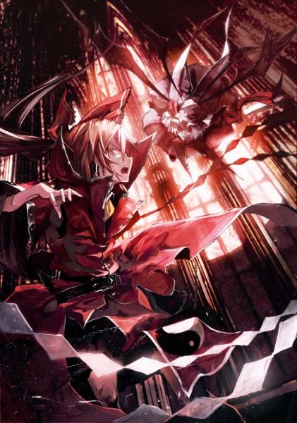 Scarlet - The Legendary Castle - Koumajou Densetsu