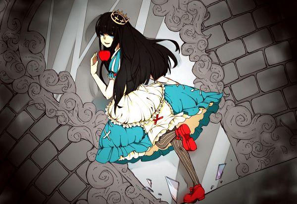 Tags: Anime, Pixiv Id 1671071, Schneewittchen, Pixiv, Fanart From Pixiv, Fanart, Märchen, Sound Horizon