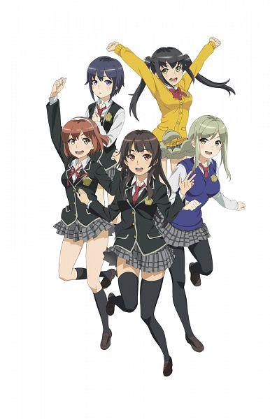 Schoolgirl Strikers - SQUARE ENIX