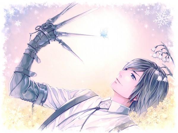 Tags: Anime, 18come, Teinpomu, Gero, Lily Of The Valley, Nico Nico Douga, Nico Nico Singer, Scissorhands