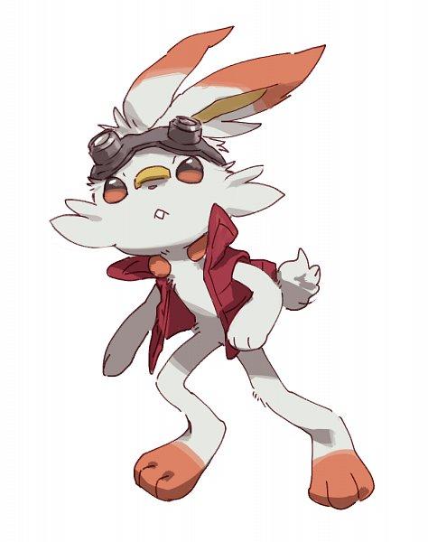 Tags: Anime, Pixiv Id 2779729, Pokémon, Scorbunny, King Kazma (Cosplay), Fanart From Pixiv, Pixiv, Fanart