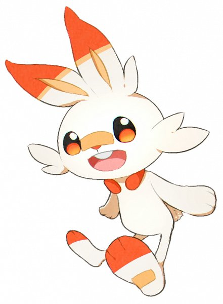 Tags: Anime, Pixiv Id 5882940, Pokémon Sword & Shield, Pokémon, Scorbunny, Fanart, Fanart From Pixiv, Pixiv