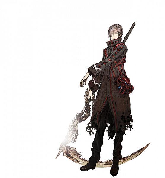 Scythe Man (Ikenie to Yuki no Setsuna) - Ikenie to Yuki no Setsuna