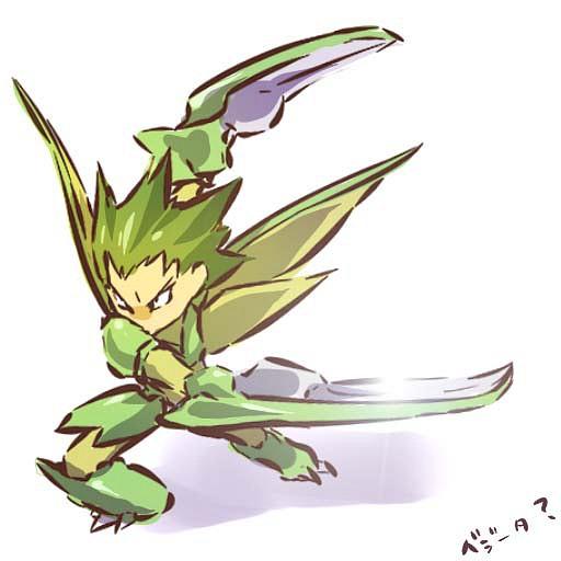 Scyther - Pokémon