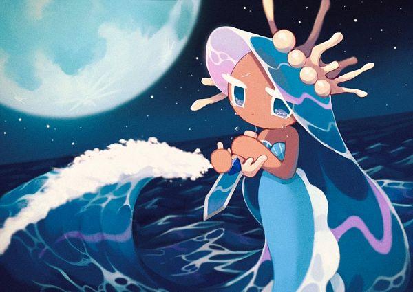Tags: Anime, Masyu13073, Cookie Run, Sea Fairy Cookie, Fanart, Fanart From Pixiv, Pixiv