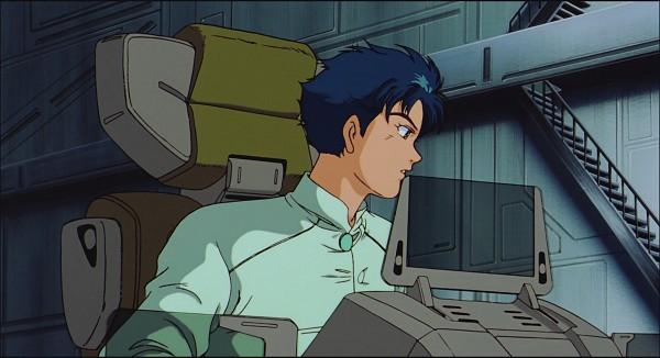 Seabook Arno - Mobile Suit Gundam