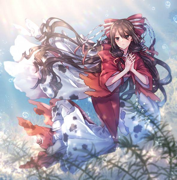 Tags: Anime, Moe (Hamhamham), Pokémon, Seaking, Pixiv, Fanart, Fanart From Pixiv