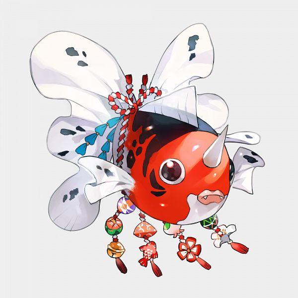 Tags: Anime, Shilla P, Pokémon, Seaking, Fanart From Pixiv, Fanart, Pixiv