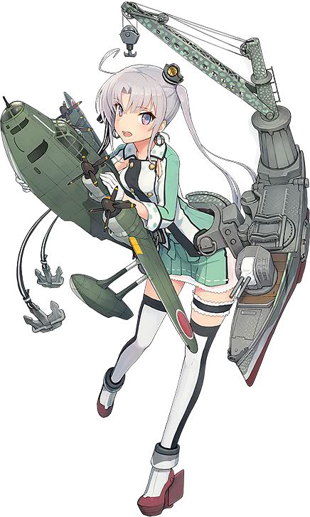 Seaplane Tender (Kantai Collection)