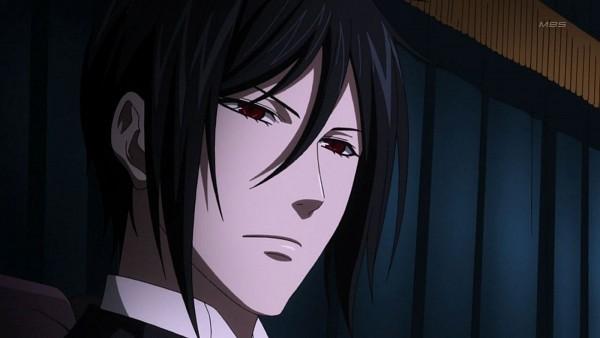 Tags: Anime, Kuroshitsuji, Sebastian Michaelis, Screenshot