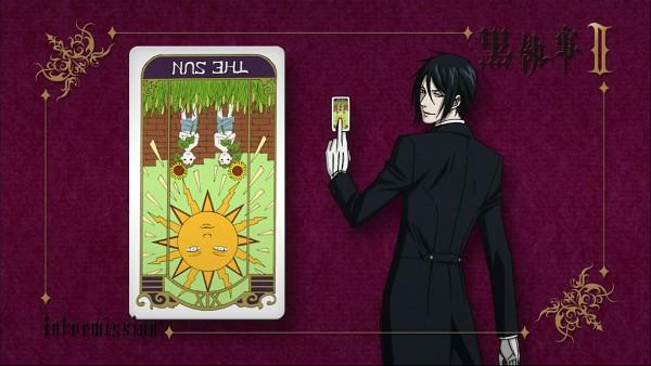 Tags: Anime, SQUARE ENIX, Kuroshitsuji, Sebastian Michaelis, The Sun, HD Wallpaper, Wallpaper, Facebook Cover, Eyecatcher