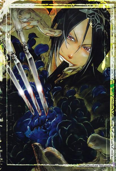 Tags: Anime, Kuroshitsuji, Sebastian Michaelis, Artist Request