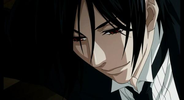 Tags: Anime, Kuroshitsuji, Sebastian Michaelis, Screenshot, Facebook Cover