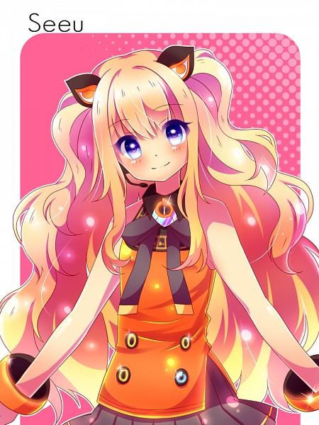Tags: Anime, Urara (Sumairuclover), VOCALOID, SeeU, Pixiv, Fanart, Fanart From Pixiv