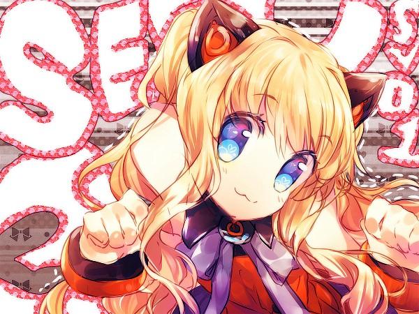 Tags: Anime, Namie-kun, VOCALOID, SeeU, Wallpaper