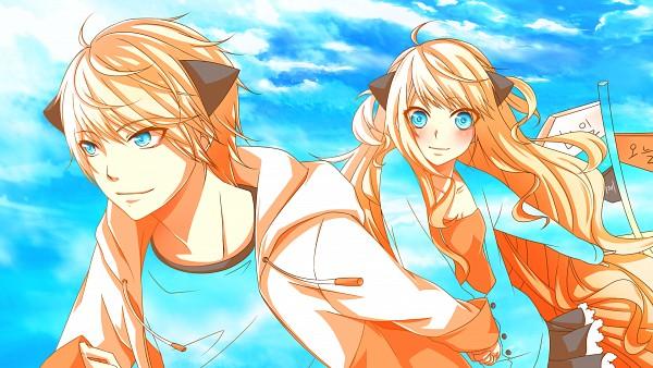 Tags: Anime, VOCALOID, SeeU, ZeeU, USee, HD Wallpaper, Pixiv, Facebook Cover, Wallpaper