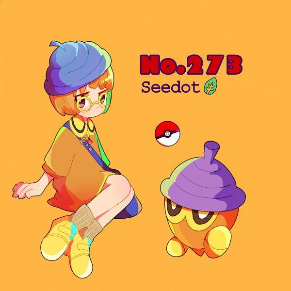 Seedot - Pokémon