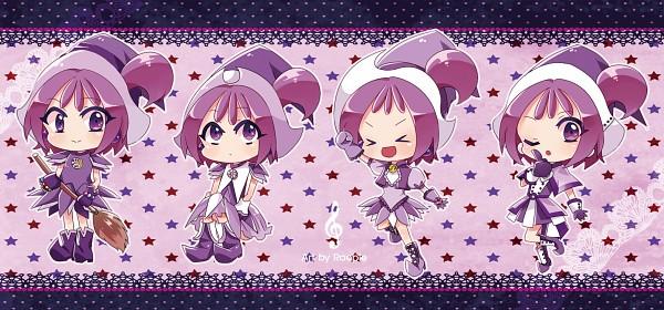 Tags: Anime, Pixiv Id 1778415, Ojamajo DoReMi, Segawa Onpu, Dream Spinner, Parara Tap, Rhythm Tap, Fanart