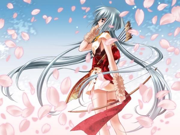 Tags: Anime, CARNELIAN, Touka Gettan, Sei (Touka Gettan), CG Art