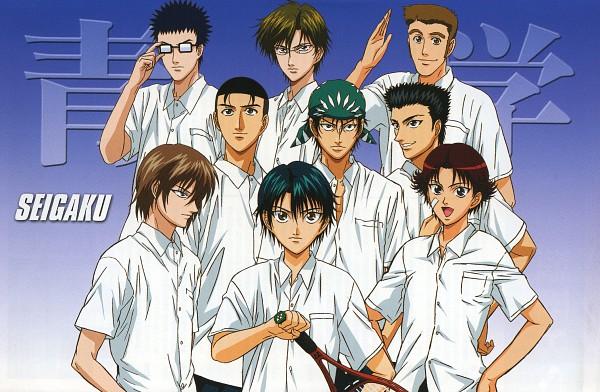 Seigaku (Youth Academy) - Tennis no Ouji-sama