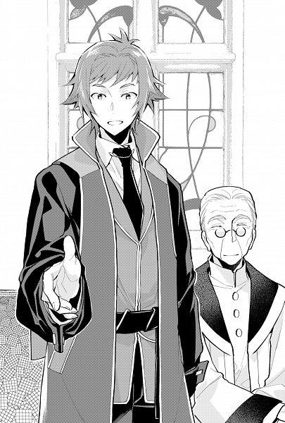 Tags: Anime, Shuri Yasuyuki, Seijo no Maryoku wa Bannou desu, Character Request, Novel Illustration, Official Art
