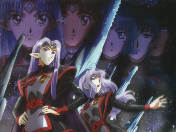 Seikai No Senki (Banner Of The Stars) - Morioka Hiroyuki