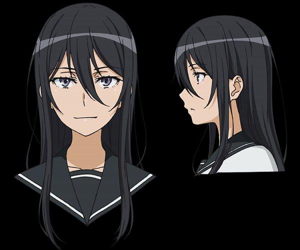 Tags: Anime, Tanaka Yuuichi, J.C.STAFF, To Aru Kagaku no Railgun, To Aru Majutsu no Index, Seike Taroumaru, Revision, Official Art, Character Sheet