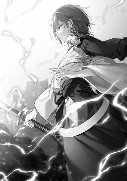 Tags: Anime, Toosaka Asagi, Seiken Gakuin no Maken Tsukai, Novel Illustration, Official Art, Character Request