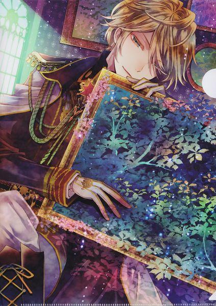 Tags: Anime, Kuroyuki, Rejet, Taishou Guuzou Roman: Teikoku Star, Seishiro (Taishou Guuzou Roman), Mobile Wallpaper, Scan, Official Art