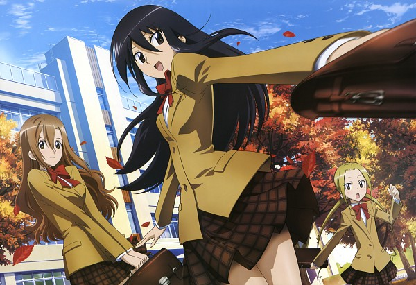 Seitokai Yakuindomo (Student Council Staff Members)