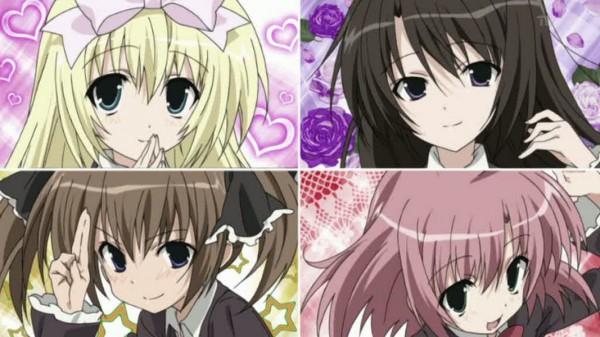 Tags: Anime, Seitokai no Ichizon, Akaba Chizuru, Shiina Minatsu, Shiina Mafuyu, Sakurano Kurimu