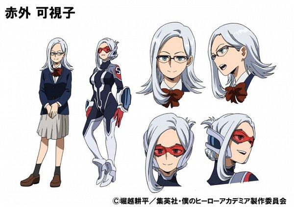 Sekigai Kashiko - Boku no Hero Academia