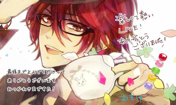 Tags: Anime, 841 (Artist), Sekihan, Pixiv, Fanart From Pixiv, Fanart, Nico Nico Singer